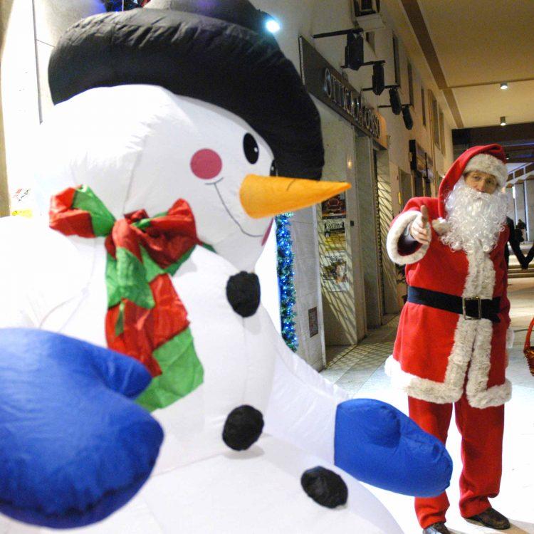 Natale sottotono anche a Civitavecchia