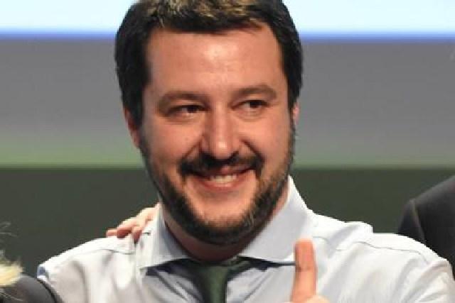 """Sindaco Roma, Salvini: """"Senza la Lega al ballottaggio, votiamo M5S"""""""