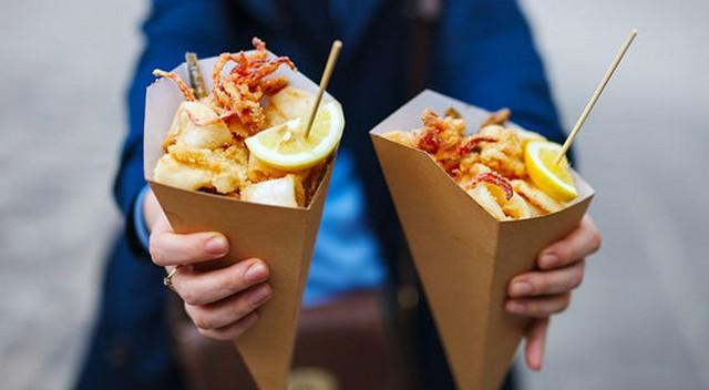 Tutto pronto peril Civitavecchia Street Food Festival
