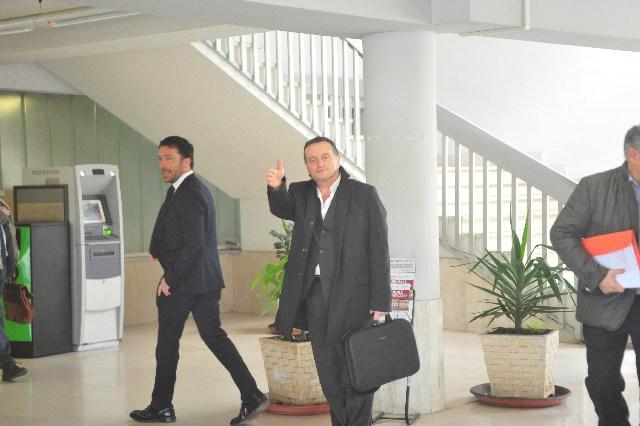 Tribunale:Moscherini e De Francesco ascoltati dal Gip