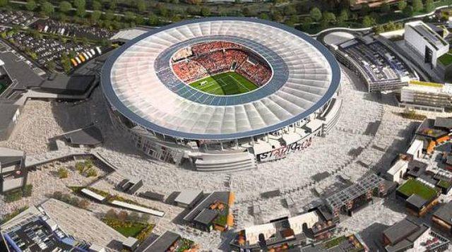 """Stadio della Roma, Calicchio: """"Rinnoviamo l'invito a realizzarlo a Fiumicino"""""""
