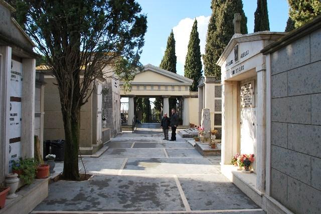 """Tarquinia, la giunta approva il progetto esecutivo per ampliare il cimitero """"San Lorenzo"""""""