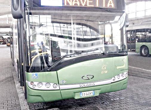 """""""Dateci il bus per l'aeroporto"""""""
