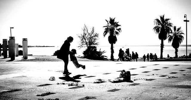 Infanzia (foto Elisa La Malfa)