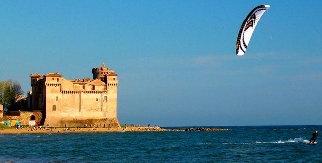 Kitesurf (foto Mauro Mari)