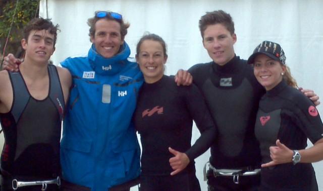 Tanti atleti civitavecchiesi in acqua a Rio