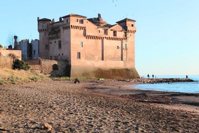 Instameet, il castello di S. Severa si apre ai blogger, agli influencer e agli instagramers
