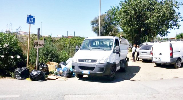 Smaltimento rifiuti, chi sgarra paga
