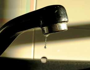 Tarquinia, lunedì interruzione del flusso idrico