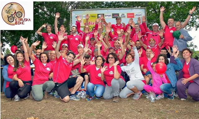 Tarquinia, granfondo Selva della Roccaccia: ancora una volta è un successo
