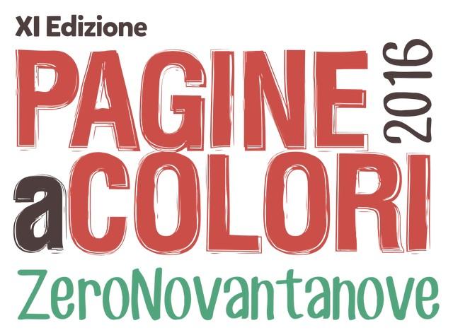 Pagine a colori, il 5 novembre giornata inaugurale