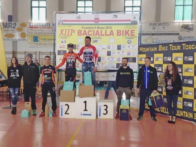 Team Bike protagonista alla Granfondo Strade Bianche