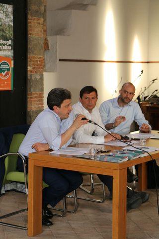 Lucherini: ''Attenzione e concretezza verso  le esigenze del territorio''