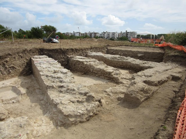 Castrum Novum, continuano i lavori di restauro
