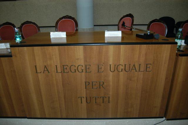 Astensione dalle udienze per i magistrati onorari