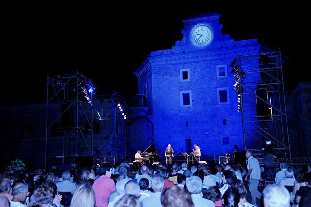 I saggi di danza saranno ospitati all'interno del Forte Michelangelo
