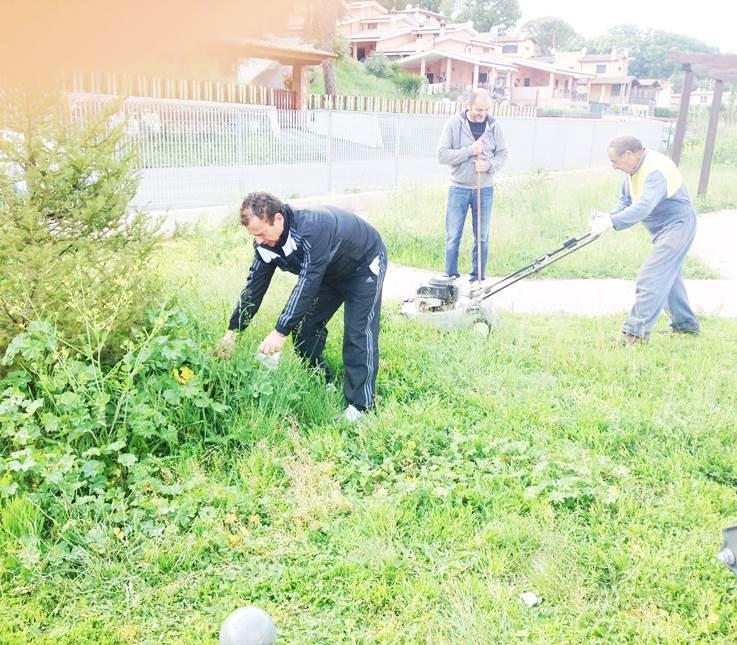 """""""Fateci adottare le aree verdi"""""""