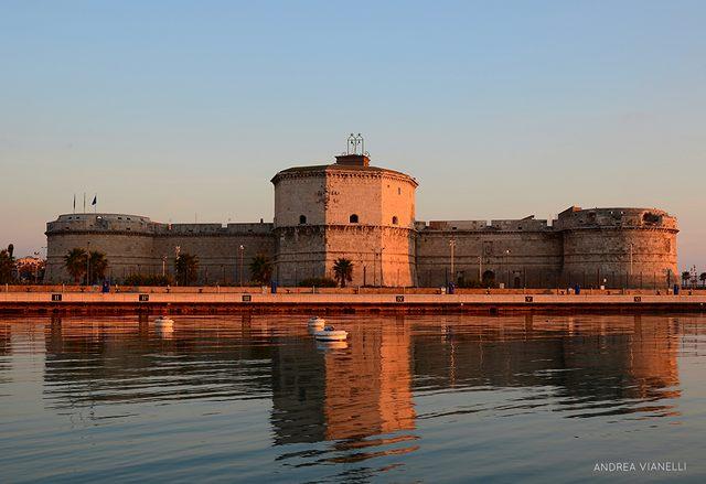 Forte Michelangelo (foto Andrea Vianelli)