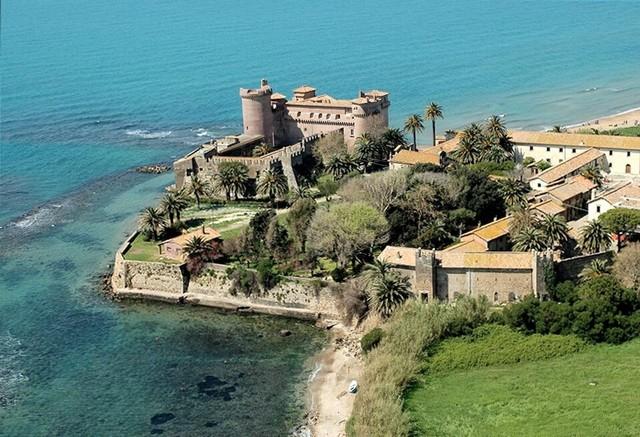 Il castello di S. Severa unisce le amministrazioni del comprensorio