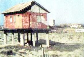 Spiaggia di Passoscuro, un passo indietro