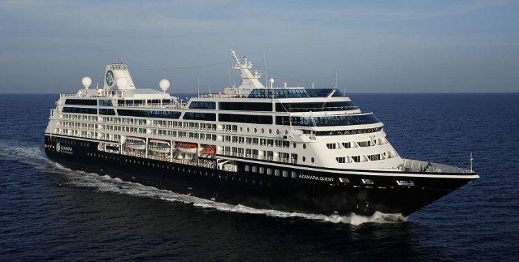 La nave del sesso arriva anche a Civitavecchia