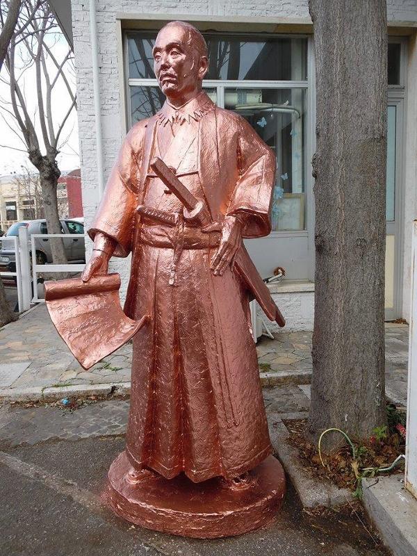 Navalia: appuntamento dedicato alla statua del Samurai