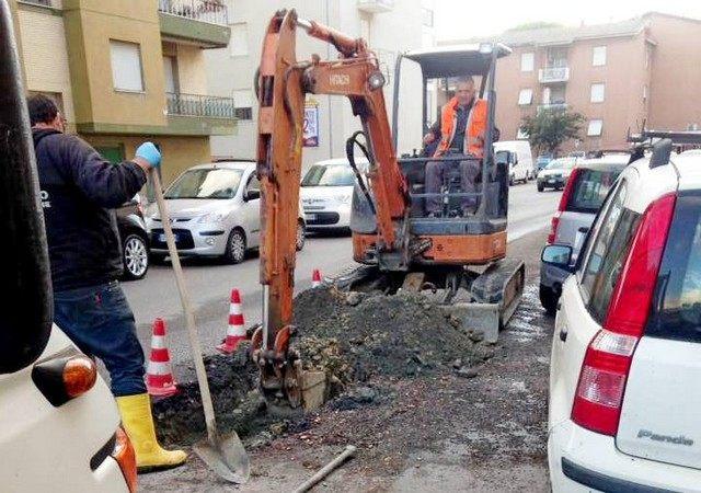 Idrico, Cozzolino e Ceccarelli: amministrazione al lavoro