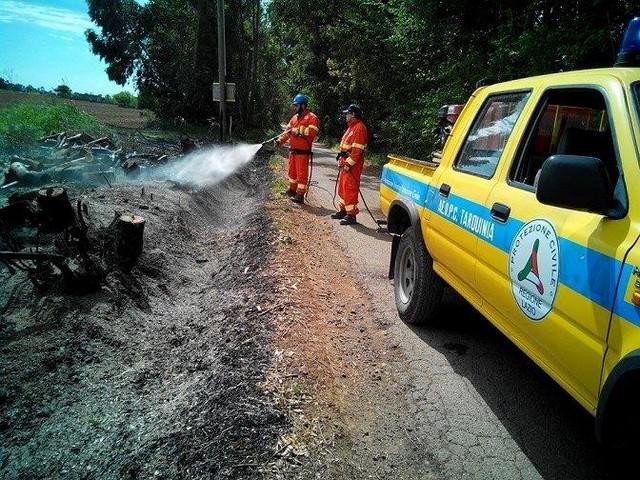 Tarquinia, massima attenzione contro gli incendi boschivi