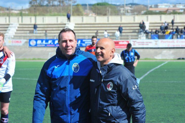 Calcio:Civitavecchia Ladispoli 3-3