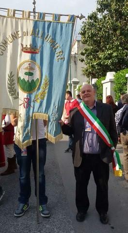 Sbandieratori di Allumiere  a Soriano