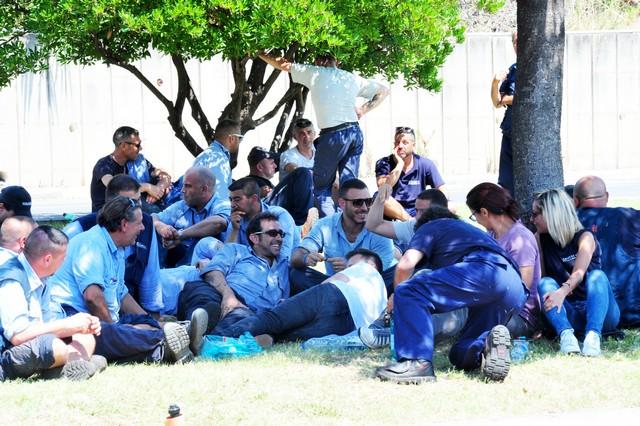 Appalti a Tvn: è protesta