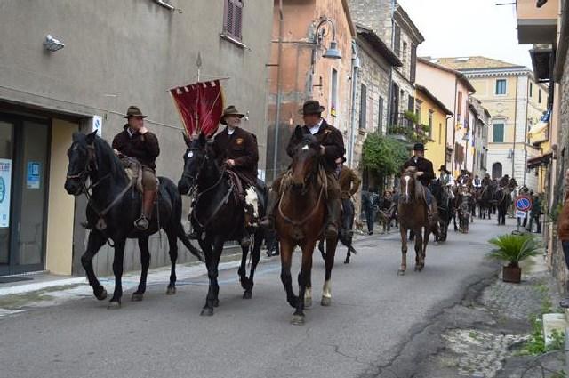 Tarquinia, modifica temporanea della viabilità per la festa di Sant'Antonio