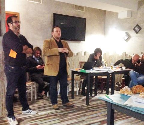 Garbarino candidato sindaco 5 Stelle