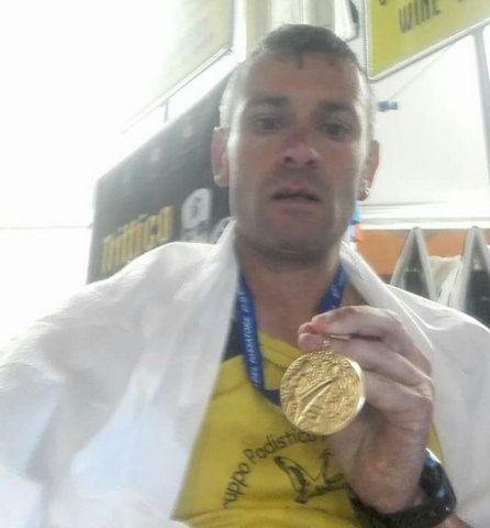 Gabriele Granella 23° assoluto alla 100 km del Passatore
