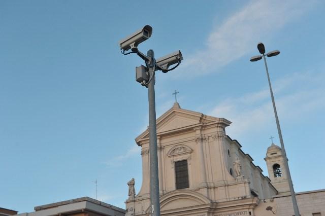 Videosorveglianza: vertice a Palazzo del Pincio