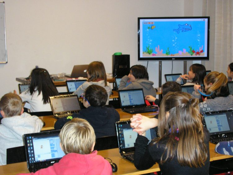 L'IC Sacconi scelto per il progetto europeo sulla scuola digitale