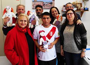 """I detenuti della """"Passerini"""" creano e adottano le pigotte Unicef"""