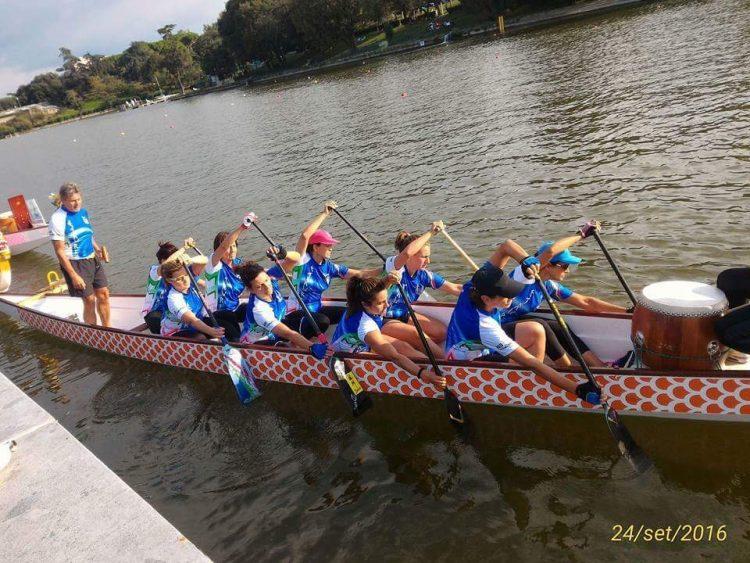 Dragon boat: atlete di Tarquinia e Civitavecchia conquistano un argento e due bronzi ai campionati italiani