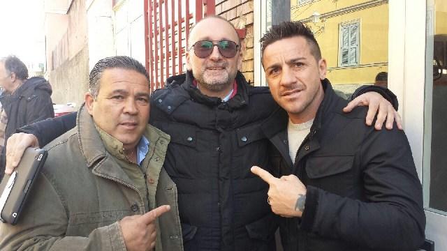 Gianluca Branco mette il suo futuro sportivo nelle mani di Giulio Spagnoli
