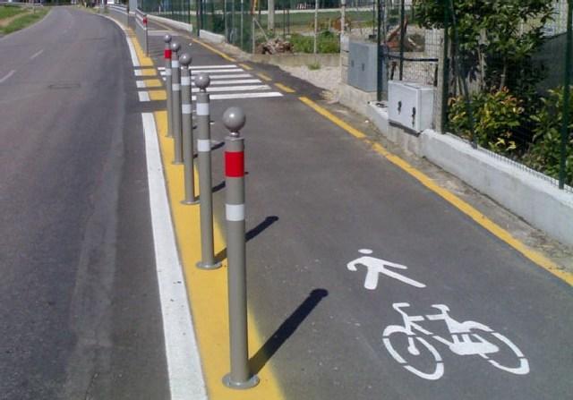 Ciclo-pedonale in collina: c'è il progetto