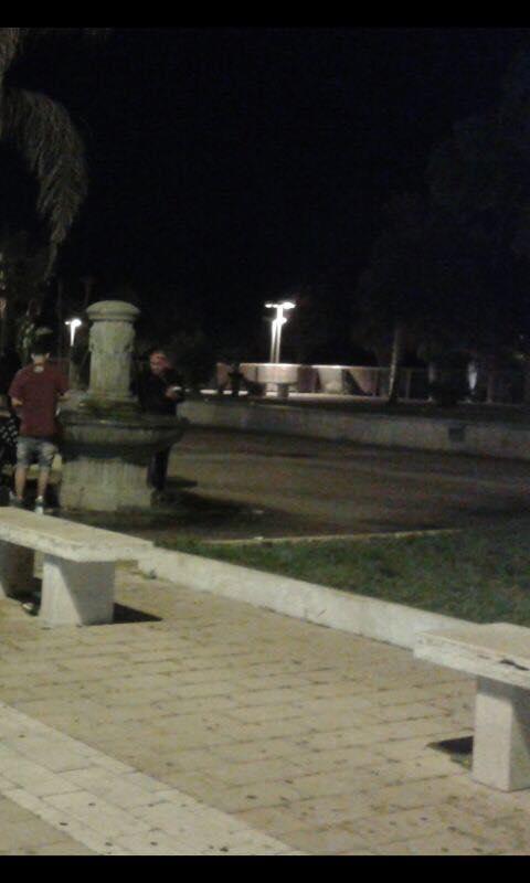 """Leopardo: """"La fontana del viale usata per lavare le pentole"""""""