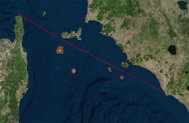 Anche per la Roma-Giraglia previsto il sistema di tracking