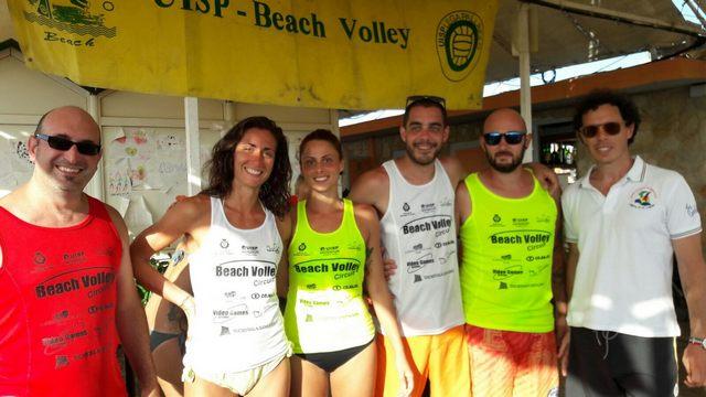 A Montalto Marina vincono Toni, F. Panunzi e G. Panunzi