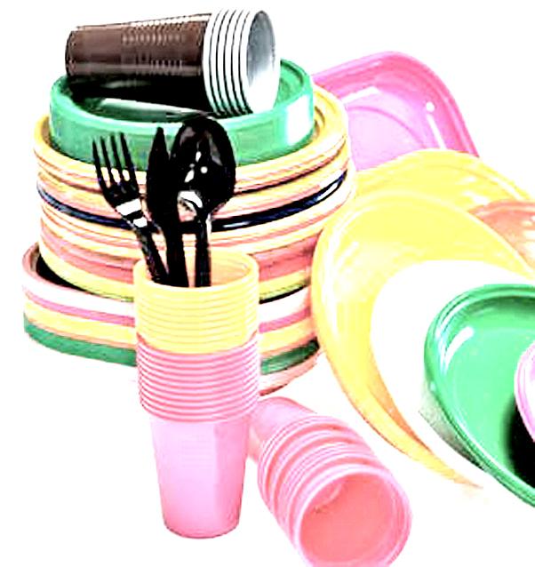 Stoviglie di plastica, la Francia dice stop
