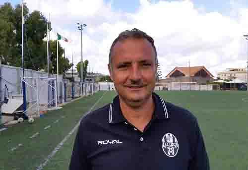 Mister Tossio si dimette al termine della sfida contro l'Urbetevere