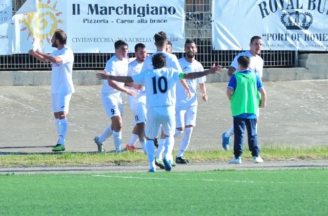 Calcio Civitavecchia Boreale 1-0