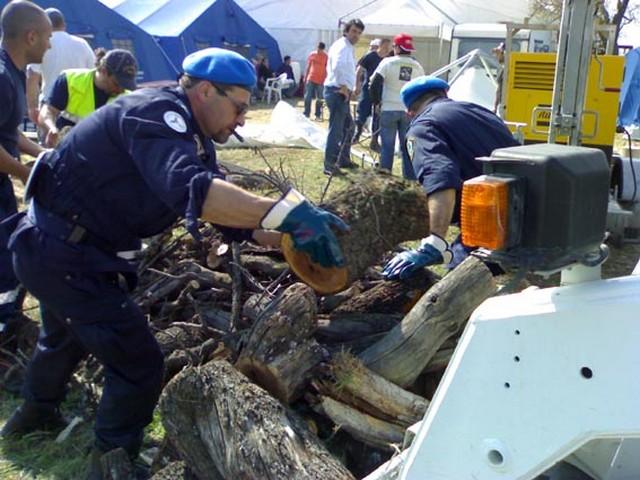 """Tarquinia aderisce a """"Io non rischio"""", la campagna per le buone pratiche di protezione civile"""