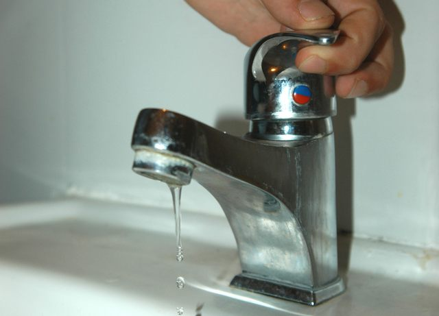 Zona Uliveto: carenza idrica costante