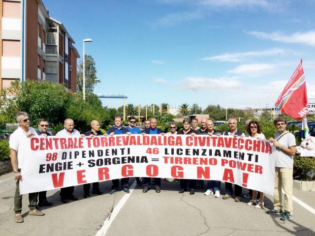 In marcia per difendere l'occupazione