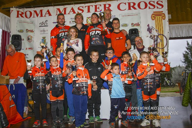 Il Team Bike vince il campionato a squadre